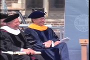 Eric Schmidt, Google Chair and CEO, at Penn's 2009 Commencement