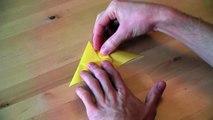 Origami - Lapin traditionnel chinois - Traditional Chinese Rabbit [Senbazuru]