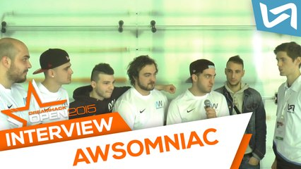 DH Tours 2015 : Interview Awsomniac