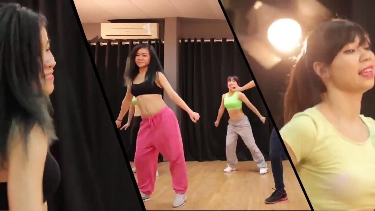Workout – workout motivation – zumba training lesson 3