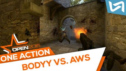 DH Tours 2015 : bodyy vs Awsomniac