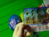 Thomas & Friends Surprise Eggs and Spider Ball  Racing panda Kinder Surprise Egg Surprise Toys Thomas and Friends Eggs