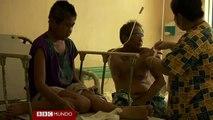 Filipinas: seis días bajo los escombros con su famila muerta