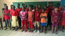 [Ecole en choeur] Académie de Mayotte - Ecole élémentaire Cavani Stade à Mamoudzou