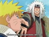 Narutos givin it away