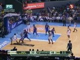 Marqus Blakely pulls throws down a monstrous 2 handed slam May 9,2015