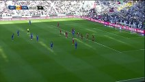 Paul Pogba free-kick chance Juventus 0-0 Cagliari | Serie A 09.05.2015