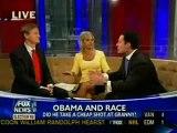 FOX News anchor walks off set over Obama-bashing