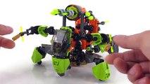 LEGO Hero Factory Combination Machine: Invasion From Below Wave 2!