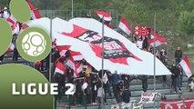 Clermont Foot - AS Nancy-Lorraine (0-1)  - Résumé - (CF63-ASNL) / 2014-15