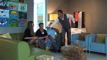 Ronald McDonald huis Arnhem: Harm Edens laat je het huis zien