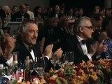 Joe Pesci Salutes Robert De Niro at AFI Life Achievement Award