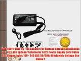 UpBright? NEW AC / DC Adapter For Harman Kardon SoundSticks III I 1 II 2.1Ch Speaker Subwoofer