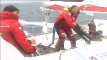 Sport nautique : Grand Prix Guyader à Douarnenez (Finistère)