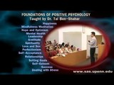 Foundations Of Positive Psychology - Tal Ben-Shahar. Promo#1