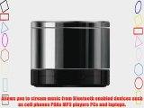 Pyrus Electronics (TM) Powerful Super Micro Mini Portable Bluetooth Speaker with Micro SD Card