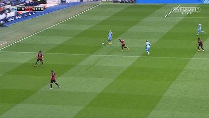 Aguero Goal!!! Manchester City 1-0 QPR