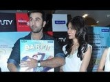 Ranbir Kapoor & Ileana Dcruz at Barfi DVD Launch