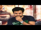 INTERVIEW - Emraan Hashmi Spotted Promoting His Latest Film, 'Rush'- Part  1