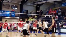 Springfield College Men's Volleyball - NCAA Championship Semifinals - April 26, 2014