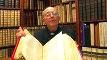 Prof. Alessandro Musco at  Pontifical Institute of Mediaeval Studies
