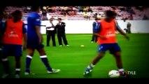 Football Freestyle ● Tricks & Skills ► Neymar ● Ronaldinho ● Ronaldo  ● Lucas ● Ibrahimovic   HD 1