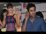 Hottie PRIYANKA CHOPRA ,RANBIR KAPOOR,  ILEANA DCRUZ At Barfi Bombay Unplugged Event