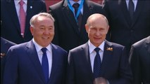Vladimir Putin Joined By World Leaders for Massive Victory Day Parade