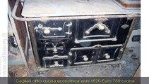 CAGLIARI,    CUCINA ECONOMICA ANNI 1920 EURO 750