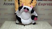 寵物用品 -可愛寵物墊 - 乳牛