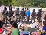 Clip de Fotos Represión Andalgalá Catamarca