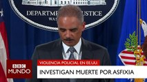 Eric Garner: investigan muerte por asfixia a manos de policía en EE.UU. y otras noticias