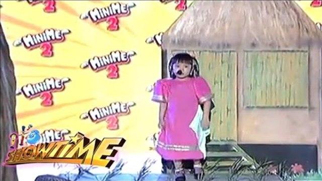 It's Showtime MiniMe Season 2: Jolina Magdangal (Weekly Finals)