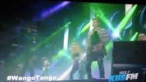 Justin bieber performing BEAUTY AND A BEAT at Wango Tango 2015
