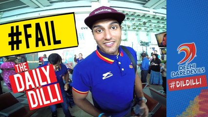 Gurinder Sandhu's airport prank #FAIL on coach Gary Kirsten