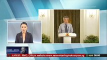 PM Lee Hsien Loong Emotional Speech on Lee Kuan Yew's Death