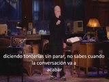 George Carlin- People are fucking boring-subtítulos español
