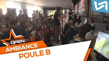 DH Tours 2015 : Ambiance fin de groupe B