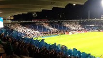 Dernier hommage des supporters au stade Chaban-Delmas