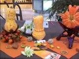 Sculptures Fruits et Légumes