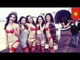 Sexy Vietnamese flight attendant pictures from VietJet cause minor scandal for some reason