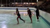 Programme libre Les Champen'ice (Reims) - 6ème en juniors - Championnat de France 2015 de ballet sur glace