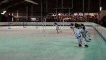 Programme libre Les Lionceaux (Belfort) - 1er en novices - Championnat de France 2015 de ballet sur glace