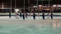 Programme libre Les Zimbawas (Villard-de-Lans) - 3ème en novices - Championnat de France 2015 de ballet sur glace