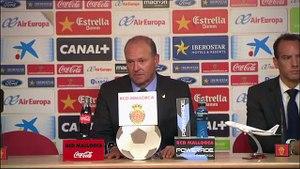 Beticismo.net - Rueda de prensa de Mel tras el RCD Mallorca (1-2) Real Betis