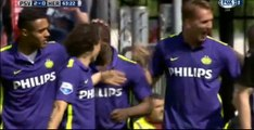 Jetro Willems - PSV  2-0  Heracles Almelo - 10.05.2015