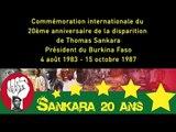 "Thomas Sankara ""Conference"" (2/2)"