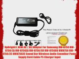 UpBright? NEW AC / DC Adapter For Samsung HW-H750 HW-H750/ZA HW-H750ZA HW-H750/XU HW-H750XU