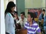 College life ek girl keliye kis had tak bhiyanak ho gi koi soch bhi nai sakta tha