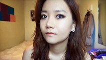 [ENG] PLUM Smokey eye tutorial (Asian double lids) | 스모키 메이크업 하는 법